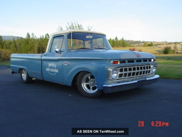 1966 Ford F250 / Low Fast & Loud F-250 photo