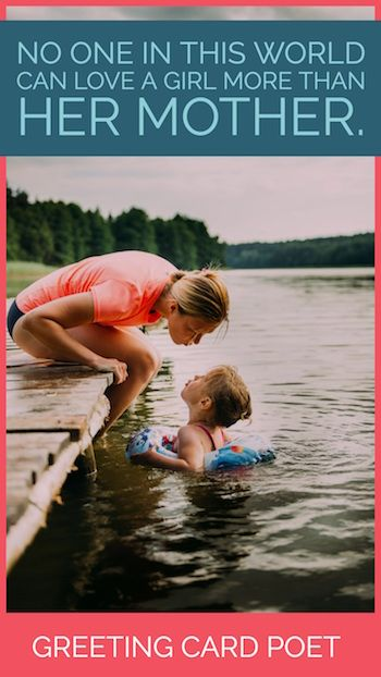 Heart Warming Daughter Quotes For A Mothers Love Great Quotes
