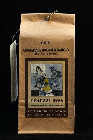 Guatemala Huehuetenango, Caffè delle Terre Alte 250 g / High Earths Guatemala Huehuetenango Coffee 250 g bag