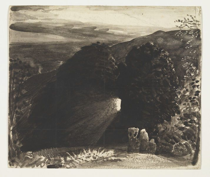 Drawing   Palmer, Samuel   V&A Search the Collections