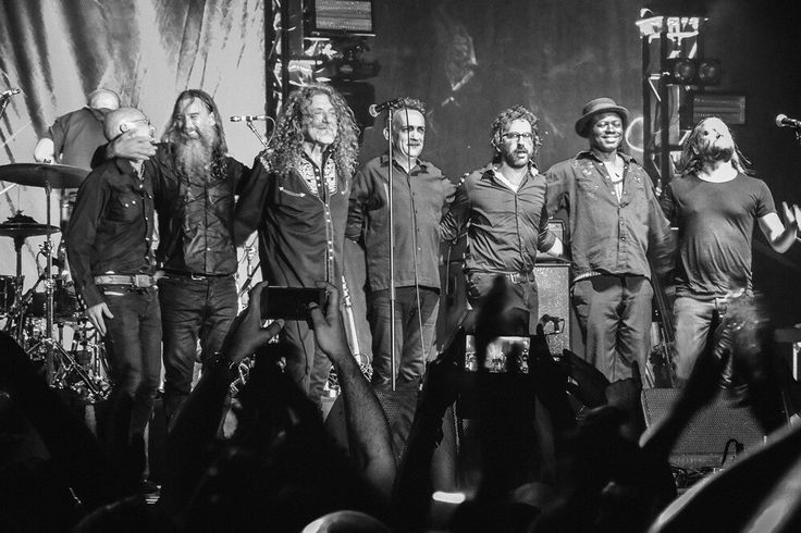Robert Plant & Sensational Space Shifters (realy sensational), 30th July 2016, Pula - Croatia
