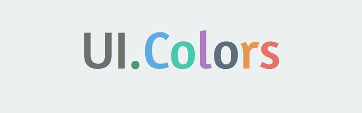 UI Colors provides a quick and simple way to get awesome UI colors for your website or project.