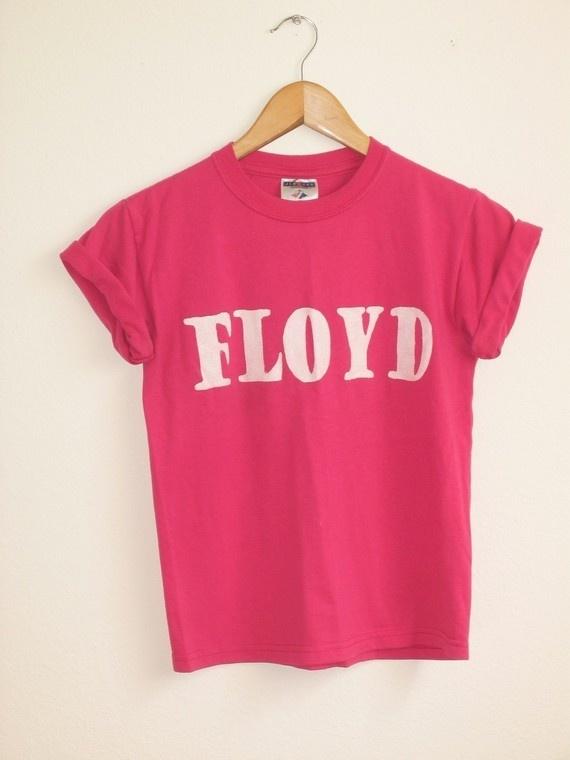 Best 25  Pink floyd shirt ideas on Pinterest   Vintage band shirts ...