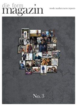 Unser die form Magazin no. 3 als interaktive Online version. http://magazin.die-form.de