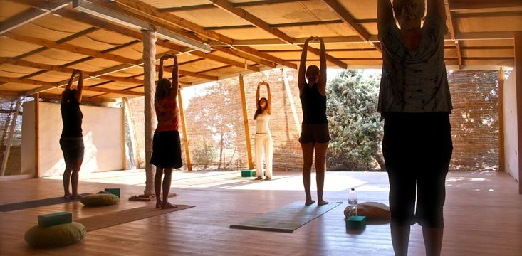 #Yoga Retreats, Okreblue, #Paros, #Greece