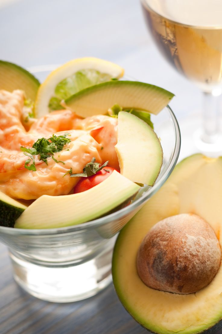 Shrimp and Avocado Salad | Recipe