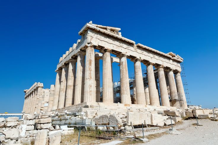 Visit Greece | Parthenon, Athens, Greece.