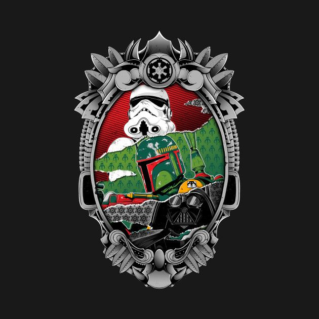 Awesome 'Trilogy' design on TeePublic!   https://www.teepublic.com/t-shirt/477710-trilogy