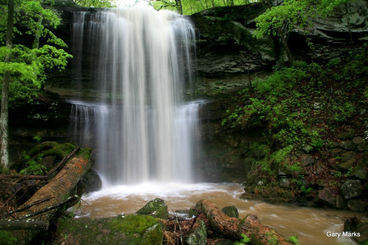 waterfalls in southern illinois | Are you looking for a great waterfall hike that doesn't involve ...
