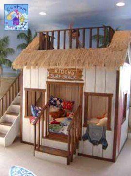 #DIY #Maison #Cabane Ma Botte Secrète, c'est aussi un blog rempli de bonnes idées, d'adresses insolites et de dernières tendances...www.mabottesecrete.com/blog