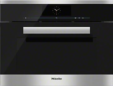 Touchscreen combination oven, plumbed to mains