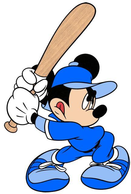 Mickey Baseball 2