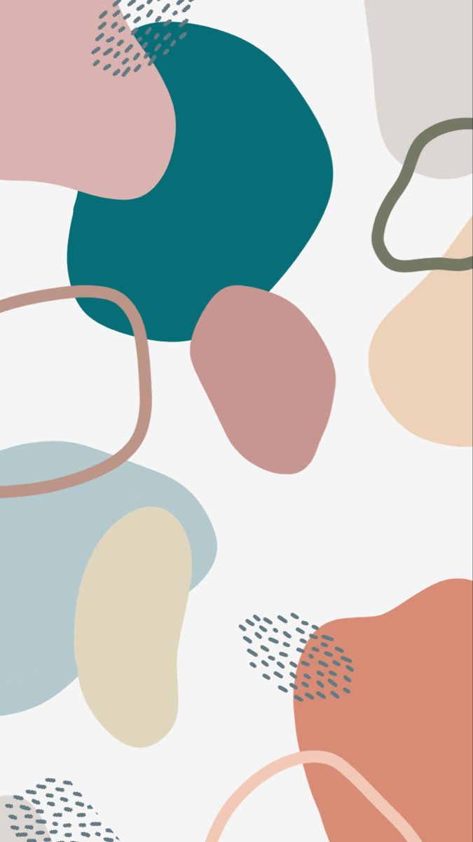 Neutral Shapes Wallpaper In 2021 Phone Wallpaper Patterns Cute Wallpapers For Ipad Pretty Wallpaper Iphone