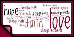 Inspiration for you...: 1 Corinthians 13