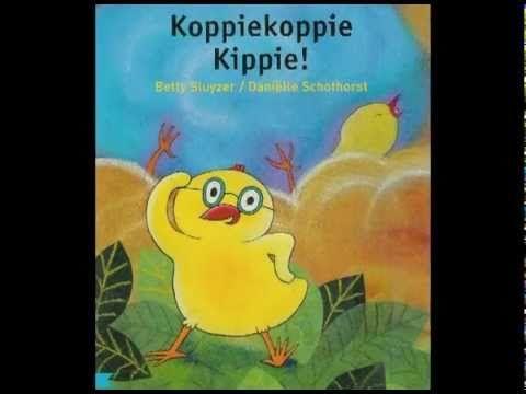 Digitaal prentenboek: Koppie koppie Kippie