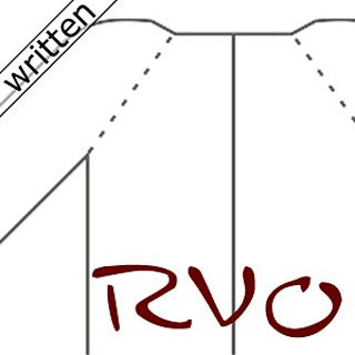 Workshop *RVO* / Raglan from the top. This workshop is a general instuction for knitting a cardigan or a sweater as raglan from the top.