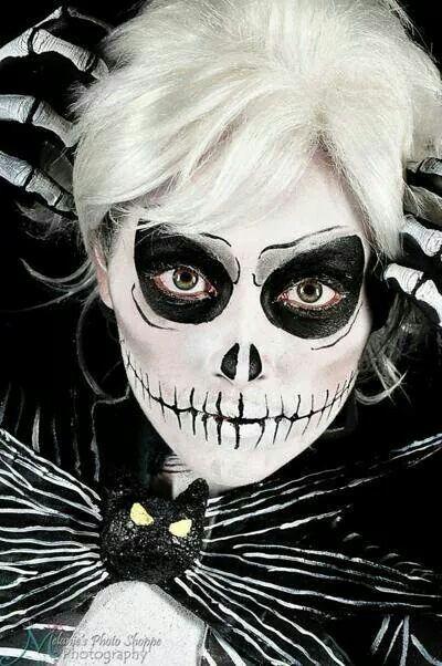 Jack Halloween ... Homemade Jack Skellington Costume