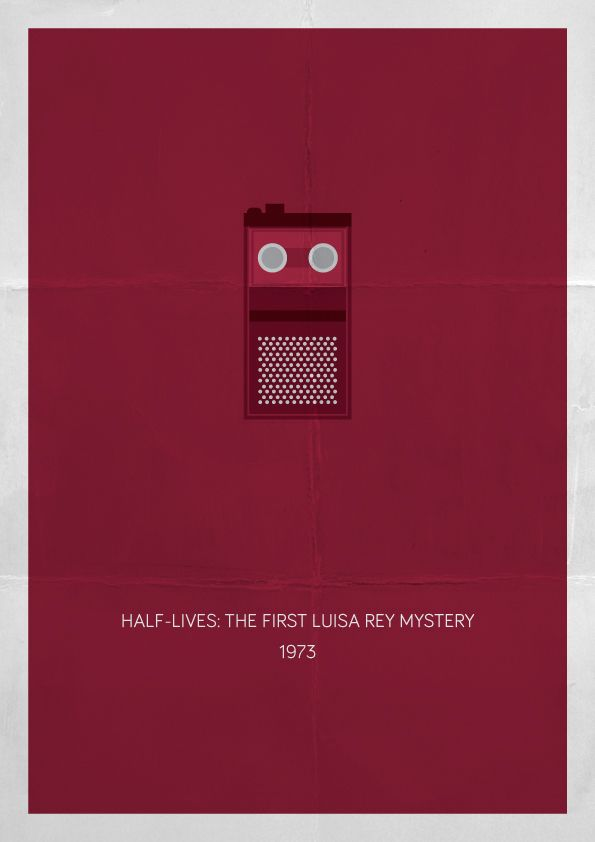 Minimal Movie Posters - Cloud Atlas. Pretty cool :D