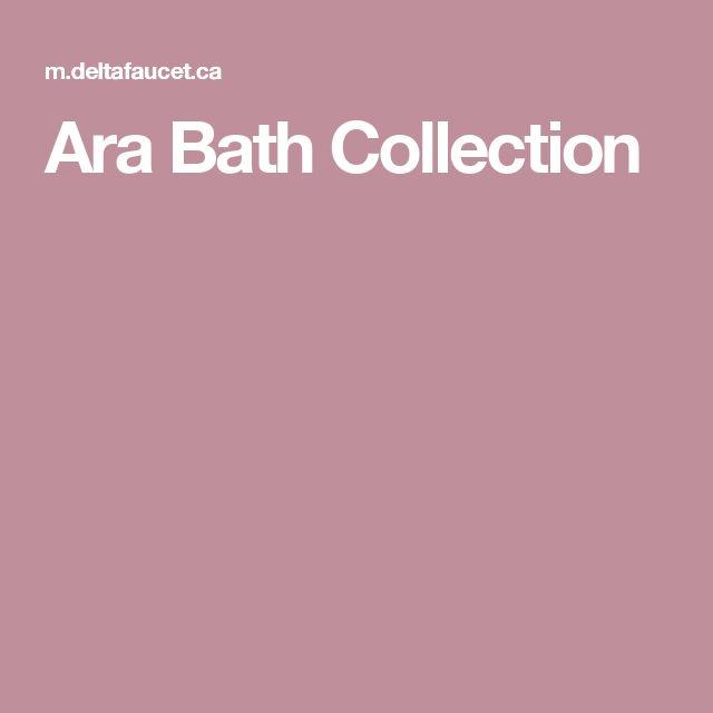 Ara Bath Collection