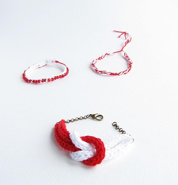 """{Crochet """"Martis"""" Bracelets}"""