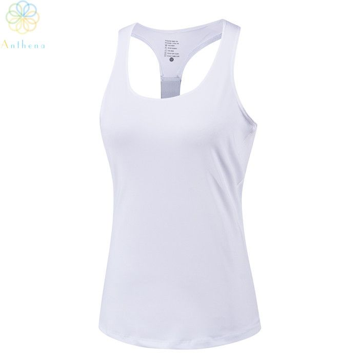 2016 vrouwen brief strap nauwsluitende gym tank top hoge elasticiteit sport kleding running yoga jogging fitness vest