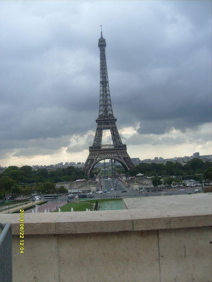 2013.Párizsban