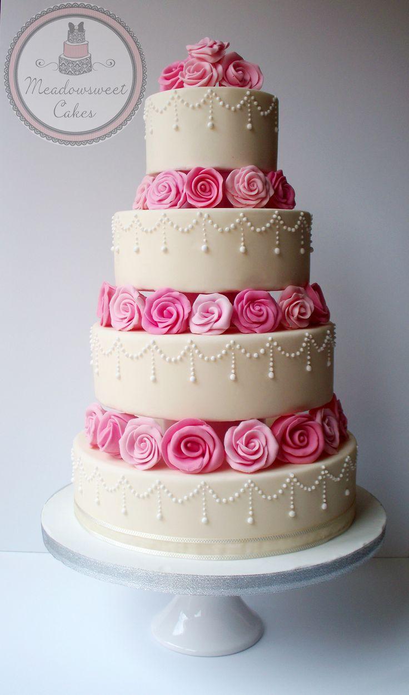 83 best Banh kem images on Pinterest | Cake wedding, Beautiful cakes ...