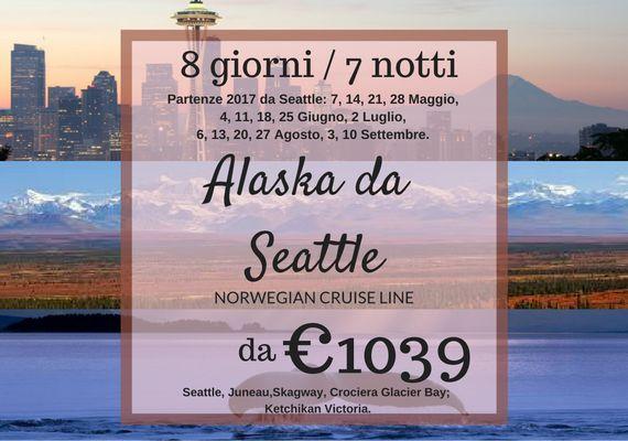 #Alaska sa #Crociera #Seattle #NCL http://www.identityplus.it/offerte/crociera-in-alaska-con-pearl-in-all-inclusive