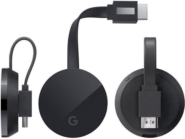 """proDG.kr: 미국 Google, 4K/HDR대응""""Chromecast Ultra""""를 발표. Dolby V..."""