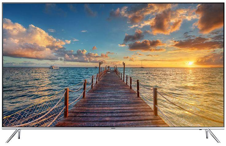 """Samsung UE49KS7000  Description: Samsung UE49KS7000: 49"""" Super Ultra HD Samsung Smart TV Met de Samsung UE49KS7000 kijk jij naar een 49"""" SUHD LED tv met hypermoderne technieken om het beeld te optimaliseren. De Quantum Dot Display zorgt er samen met HDR 1000 voor dat de beelden de werkelijkheid zo dicht benaderen dat het bijna eng is. Jij ziet 96% van de kleuren van de bioscoopstandaard ultra scherp en voorzien van fantastisch contrast thuis op de bank alsof het niks is! Zwart en wit zijn…"""