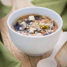 Zuppa di miso - Ricetta