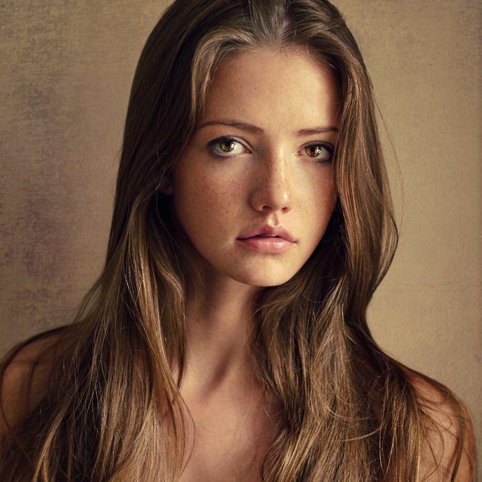 Nadya By Sean Archer Via 500px Portrait Portrait