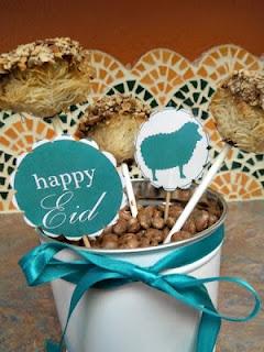 A Crafty Arab: Green Eid Decorations {Free Printables}