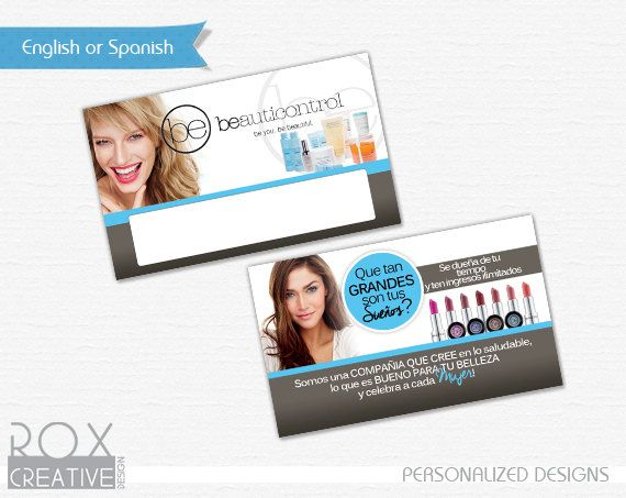 Be Beauticontrol New Design 1000 Business By Roxcreativedesign