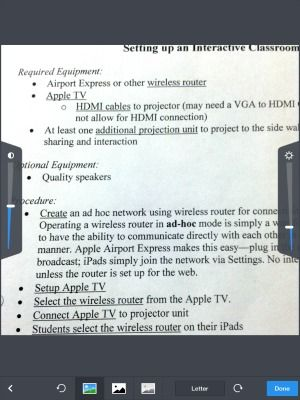 Scanner Pro Turns iPad, iPad into Portable Scanner