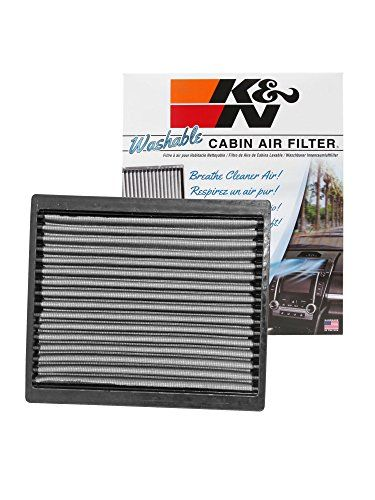 K&N VF2020 Washable & Reusable Cabin Air Filter Cleans and Freshens Incoming Air for your Ford Mustang. For product info go to:  https://www.caraccessoriesonlinemarket.com/kn-vf2020-washable-reusable-cabin-air-filter-cleans-and-freshens-incoming-air-for-your-ford-mustang/