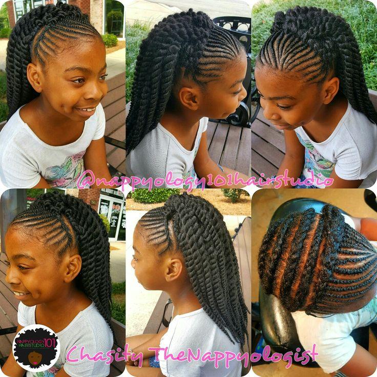 Crochet Braids For Kids Google Search Natural HairKids