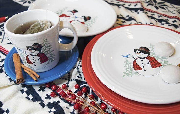 291 Best Fiesta® / Homer Laughlin China: Winter, Snow