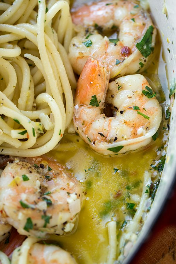 Shrimp Scampi   – Shrimp recipes