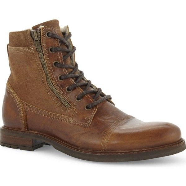 Best 25  Mens leather ankle boots ideas on Pinterest | Men boots ...