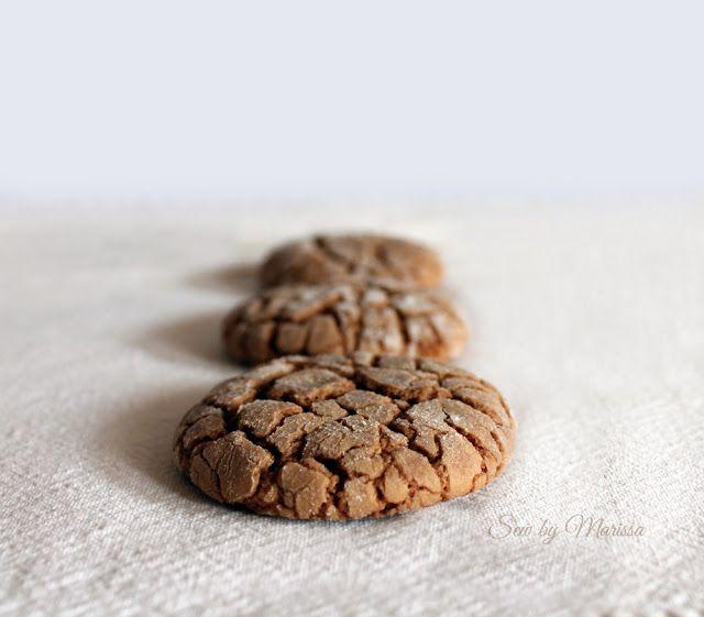 Biscotti Bimby morbidi cioccolato e nocciole