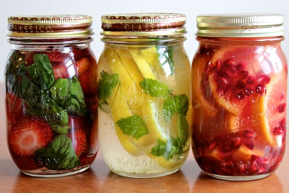 D.i.Y. Flavor Infused Vodka #SelfMagazine