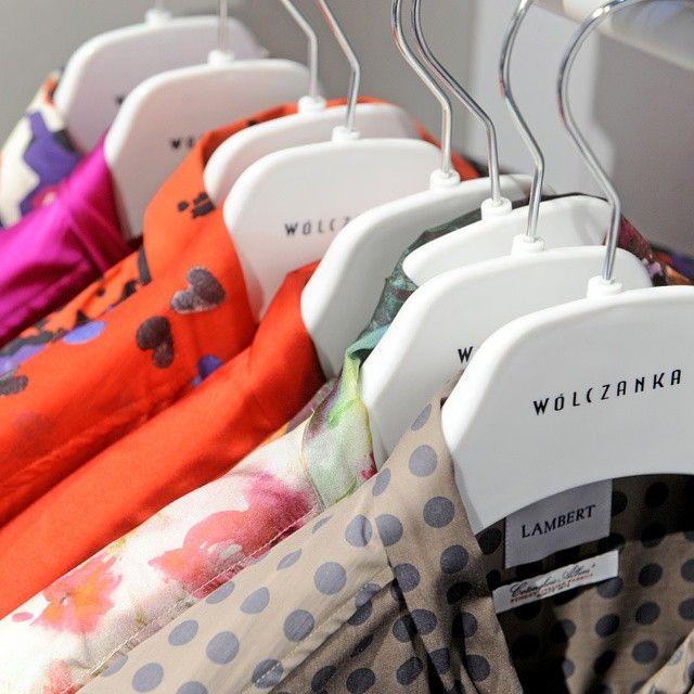 Szaleństwo wzorów i kolorów w damskiej kolekcji Wólczanki #wolczanka #wólczanka #shirts #fashionstyle #style #aw #trends #womenswear #women #new #collection #lambert
