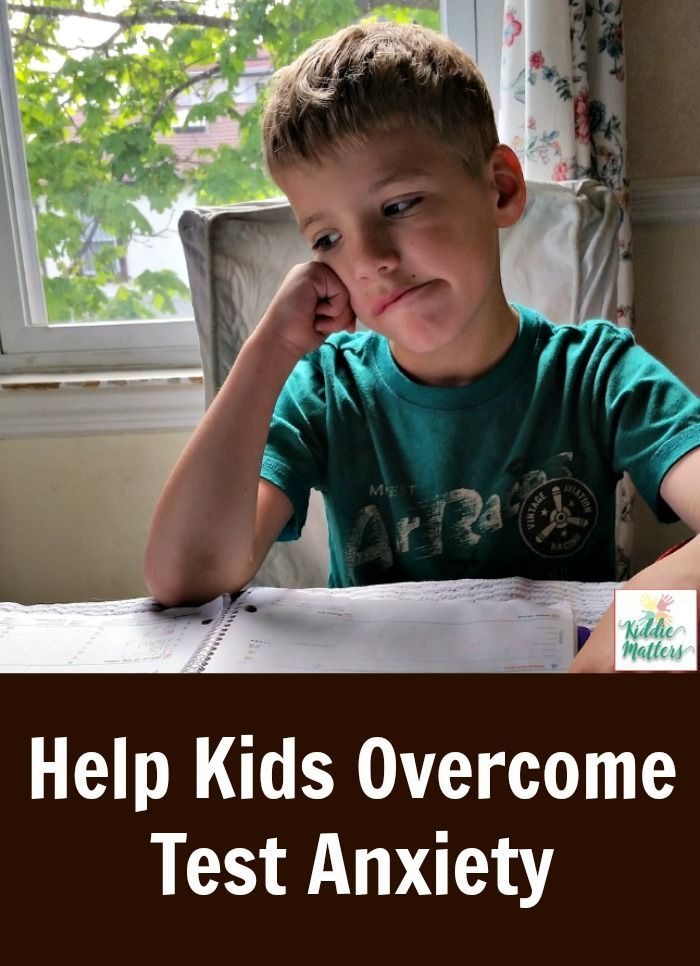 Test anxiety is a real problem because it interferes with how well some students perform on tests and quizzes. Here;s how kids can fight test anxiety.