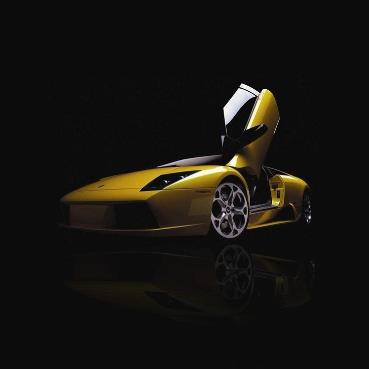 A Lamborghini is my fav car ever!