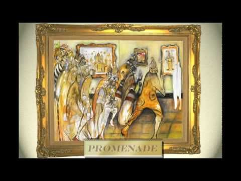 Modeste Mussorgsky's Promenade from Pictures At An Exhibition