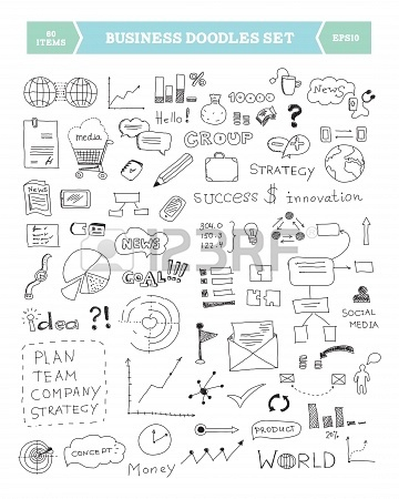 Doodles j'aime bcp... C'est un peu le principe des stickers aussi... Ca peut just être une page inspiration comme devenir des stickers