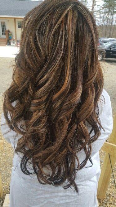 Best 25 chocolate caramel hair ideas on pinterest brunette hair dark chocolate caramel and vanilla hair hair by telia telias cut and color a pmusecretfo Gallery