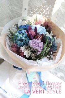 preserved flower handtide