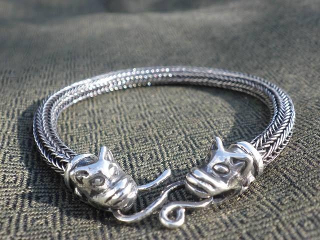 Viking braclet by vikingknit